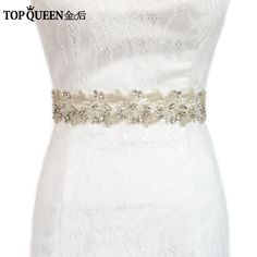 Back To Search Resultsweddings & Events Beautiful Topqueen S71 Free Shipping Wedding Belt Crystal Rhinestone Belt Bridal Sash Wedding Dress Accessories Wedding Belt Crystal Wedding Accessories