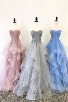 Sweetheart Neck Multi-color Tulle Layered Long Senior Prom Dress, Lace Evening Dress from Sweetheart Dress Related posts:Sexy Long Prom Dress Tulle A-Line Evening Dress V-neck Formal Gowns Cheap Prom G. Senior Prom Dresses, Pretty Prom Dresses, Tulle Prom Dress, Lace Evening Dresses, Ball Dresses, Elegant Dresses, Ball Gowns, Bridesmaid Dresses, Formal Dresses