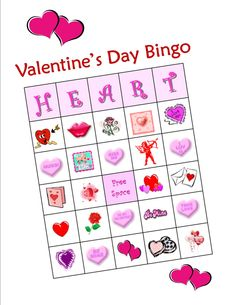 Many have asked about a Valentine's Day bingo game I made a few years ago.  If you would like the file, please let me know.  I have the .pdf file that has 26 game cards you can print along with the call cards.  Great for class parties!  Use conversation hearts as bingo 'markers'.