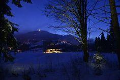 Windau Lodge @Night Snowboard, Desktop Screenshot, Night, Pictures