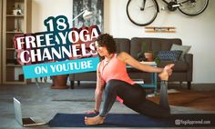 For days that you don't have the time or funds to make it to your local yoga studio, you can turn to the world wide web to get your yoga fix. YouTube has