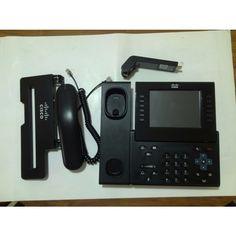 CP-9971-C-K9-RF Cisco Unified Color Video VOIP IP Phone+Camera 791836774387 Office Phone, Landline Phone, Color, Colour, Colors