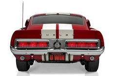 This classic 68 Mustang is outfitted with several other features including a Shelby spoiler, Shelby wheels, Shelby GT500 Cobra trunk cap, dual exhausts, sequential turn signals, side scoops, and fog lamps positioned inside the grill. Enter to win it by 7/4/2013 at: http://www.winthemustangs.com. Promo:TP0513M for double tickets!