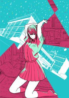手の届く世界 Character Drawing, Character Design, Character Concept, Anime Manga, Anime Art, Desu Desu, Art Folder, Anime Girl Drawings, Estilo Anime