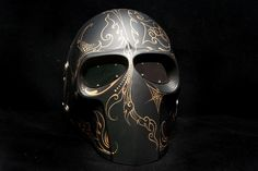 ARMY OF TWO MASK PAINTBALL AIRSOFT BB DJ CLUB PARTY PROP KOLAEH