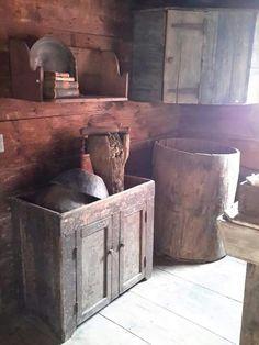 Log Cabin Primitives