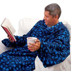 mickey robe blanket
