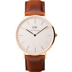 Daniel Wellington Watch - Classic St. Andrews - Rose gold