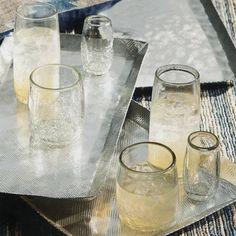 Crackle Glasses | Forma Living