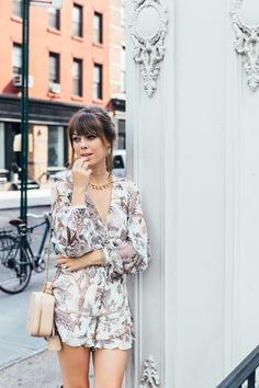 NYFW Blogger Street Style