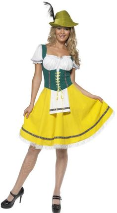 732a9aeaa6a Womens Oktoberfest Costume - Funny Costumes at Escapade™ UK - Escapade Fancy  Dress on Twitter