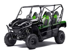 "New 2017 Kawasaki Teryx4â""¢ ATVs For Sale in Florida. The sporty Teryx4â""¢ is the perfect balance of thrilling power, a smooth ride and incredible versatility making it more than ready for the most demanding adventures. 783 cc V-twin engine with strong mid-range power delivery Continuously Variable Transmission (CVT) with confidence-inspiring automatic engine braking performance Durable and light weight ""Double-X"" frame construction Tilt steering, Electric Power Steering (EPS) and tight…"