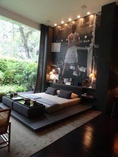 bachelor pad masculine interior design 13