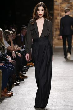 Billy Reid RTW Fall 2013