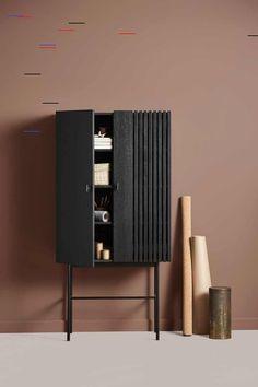 Array Highboard kast Design by Says Who voor Woud - Smukdesign Inexpensive Furniture, Unique Furniture, Online Furniture, Furniture Websites, Discount Furniture, Luxury Furniture, Furniture Buyers, Furniture Market, Black Furniture