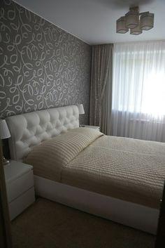 Фотография Bedroom False Ceiling Design, Bedroom Bed Design, Bedroom Wall Colors, Bedroom Furniture Design, Bedroom Layouts, Small Room Bedroom, Bed Furniture, Home Bedroom, Bedroom Decor