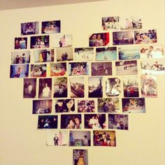 My new wall! Decided to make some changes  #wallDecoration #bedroom #photos