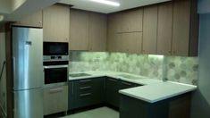 Spiti Experts Ανακαίνιση κουζίνας  Δούρας Αθανάσιος Kitchen Cabinets, Home Decor, Decoration Home, Room Decor, Kitchen Base Cabinets, Dressers, Kitchen Cupboards, Interior Decorating