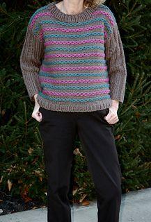 Ravelry: brendaka's Kia Ora Big Wool, Oras, Just Go, Ravelry, Pullover, Sweaters, Fashion, Moda, Fashion Styles