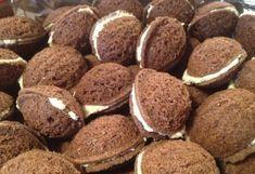Mandula süti Xmas Desserts, Cold Desserts, Dessert Drinks, Wedding Desserts, No Bake Desserts, Dessert Recipes, Hungarian Desserts, Hungarian Recipes, Sweet Recipes