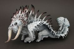 Hey, I found this really awesome Etsy listing at https://www.etsy.com/listing/210789338/bewilderbeast-dragon-sculpture-httyd-2
