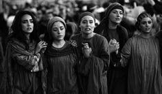 Las mujeres que siguieron a Jesús