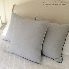 Soft Brushed Cotton Cushion