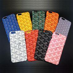 ゴヤール(GOYARD)iPhone7/7plusケースお洒落 ブランド iPhone7/6Sケース メンズ レディー