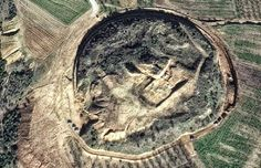 More structures identified at Amphipolis mound. A geophysical survey was carried out on Kasta Hill, where the mysterious tomb of Amphipolis was discovered, with the results indicating the location of additional man-made structures of archaeological importance. Aerial view of the Kasta Mound at Amphipolis [Credit: To Vima]