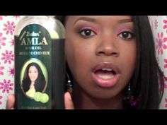 Dabur Amla Oil (Review)- great for deep condition and for sealing.