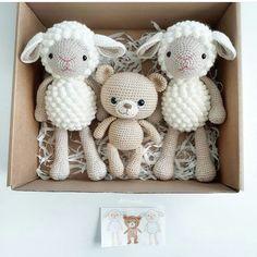 Mesmerizing Crochet an Amigurumi Rabbit Ideas. Lovely Crochet an Amigurumi Rabbit Ideas. Crochet Diy, Crochet Bear, Crochet Patterns Amigurumi, Love Crochet, Amigurumi Doll, Crochet Crafts, Crochet Dolls, Crochet Projects, Sewing Projects