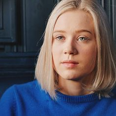 "josefine frida pettersen as olivia ""liv"" donner Noora Style, Noora And William, Beautiful People, Most Beautiful, Teen Life, Badass Women, Bob Hairstyles, New Hair, Character Inspiration"