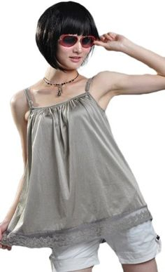 Anti-Radiation Maternity Clothes, Camisole Top with 100% Silver Blend Baby Protection Shield, Dress Code:8900616, Mast Have for Your Preganancy!