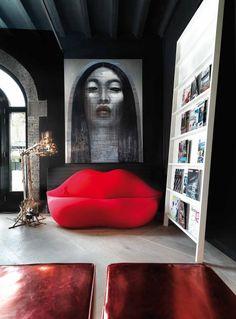Laat je inspireren door de metamorfoses, droomhuizen en tips en trucs om je eigen interieur een impuls te geven. #RTLWoonmagazine #MoniquedesBouvrie