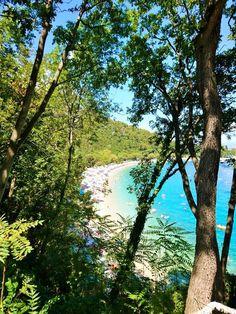 Beach Medveja, Croatia / Medvejan ranta Kroatiassa #Kroatia #Medveja #Ranta