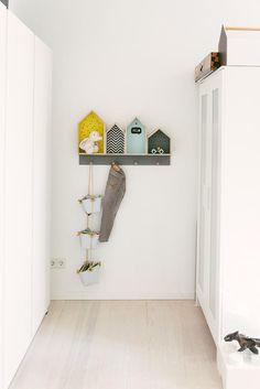 Garderobe | Kinderzimmer fürs Schulkind