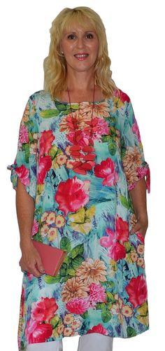 Summer Flower Tunic