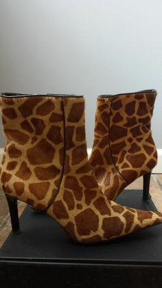 Ralph Lauren Woman's Giraffe High Heels zise 8  #LaurenRalphLauren #MaryJanes