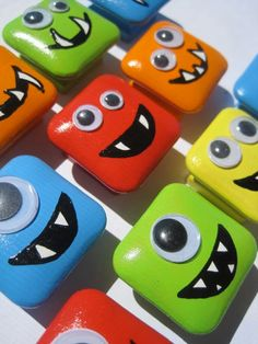 I kind of want these for every single knob in the office/craft room (which would probably be at least a dozen).