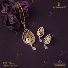 Get In Touch With us on . Gold Bridal Earrings, Gold Earrings Designs, Gold Jewellery Design, Gold Jewelry, Diamond Jewellery, India Jewelry, Temple Jewellery, Chain Jewelry, Gold Bangles