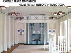 charles rennie mackintosh wallpaper