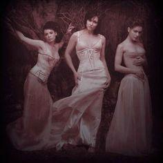 Charmed  Piper, Prue, Phoebe