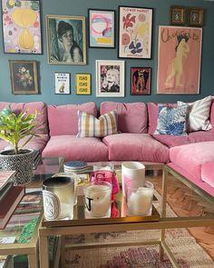 Dream Home Design, Home Interior Design, Room Ideas Bedroom, Bedroom Decor, Aesthetic Room Decor, Aesthetic Design, Dream Rooms, House Rooms, New Room