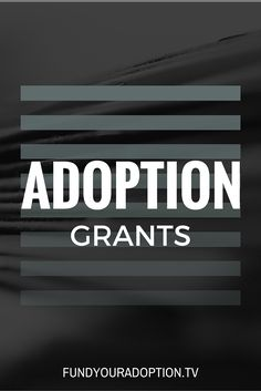 Our list of adoption grants can help you fund domestic adoption, international adoption, and embryo adoption. Open Adoption, Foster Care Adoption, Adoption Party, Foster To Adopt, China Adoption, Adoption Information, Adoption Options, Adoption Quotes, Adoption Books