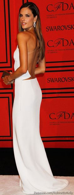 Alessandra Ambrosio, Kaufmanfranco | CFDA 2013 Fashion Awards