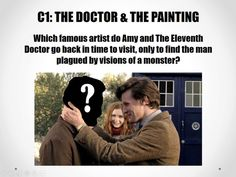 Play a riveting game of Happy Hour Trivia- DOCTOR WHO EDITION