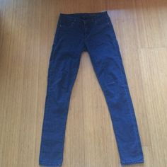 Blank NYC Skinny Jeans, Size 27 Love these skinny jeans. Inseam 28 inches. Blank NYC Jeans Skinny