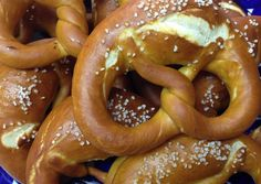 German Lye Pretzels - Laugenbrezel [Bakery Recipe] Recipe -  Are you ready to cook? Let's try to make German Lye Pretzels - Laugenbrezel [Bakery Recipe] in your home!