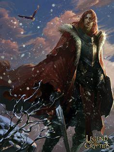 Gawain 01 by crow-god on DeviantArt