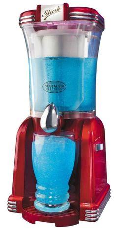 Original Slush Puppie Machine for Home Ice Slushy Making Slushie Maker Birthday Party Summer Drinks